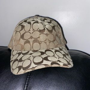 Men's coach hat